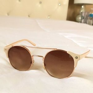 Vintage circle lens sunglasses